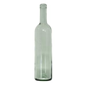 bottiglia per vino classic bianca